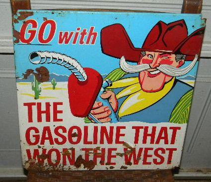 Vintage Metal Bar Sign Shady Lady Saloon Western Tin | Vintage ...