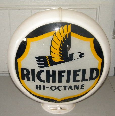 $OLD Richfield Gas Globe