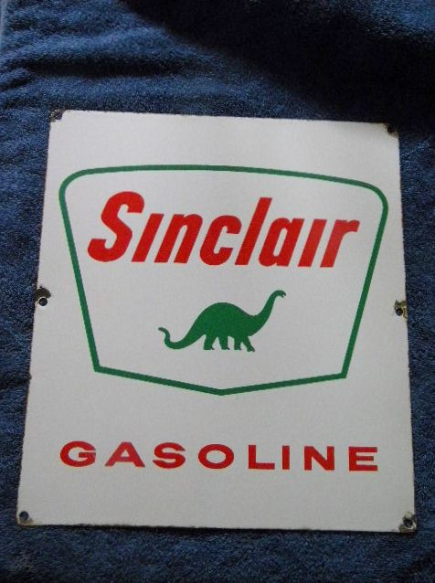 Sinclair Pump Plate $OLD