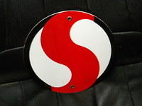 $OLD Safeway Grocery Store Porcelain Sign