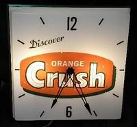 $OLD Crush Light Up Clock