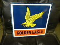 $OLD Golden Eagle PPP Blue Border